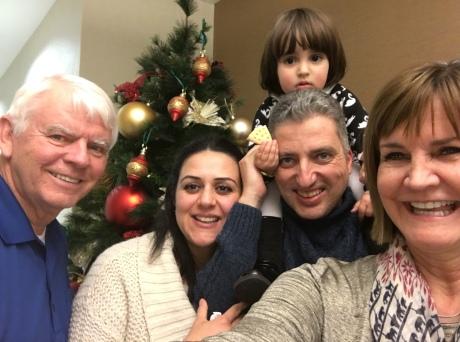 2015-12-26 Lubna, Raad & Haya Kildani