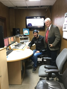 2016-1-3 Youth Resource Ctr radio station with Jake JOHUD