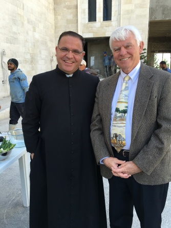 2016-3-9 Father Butros and E Phillips