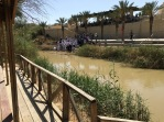 2016-5-20 Baptismal site of Jesus looking at the Israeli side