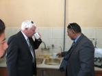 2016-5-27 Elder Phillips and John Bairuti sample filtered water