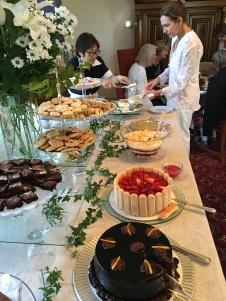 2016-5-29 Food at Princess Garden Party